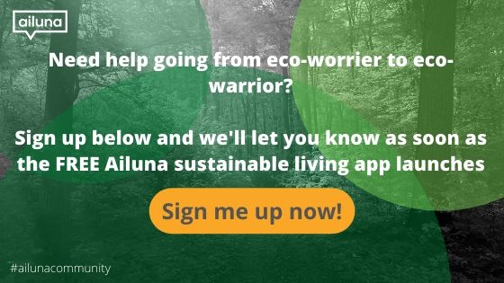 want to go from eco worrier to eco warrior - subscribe by clicking this image