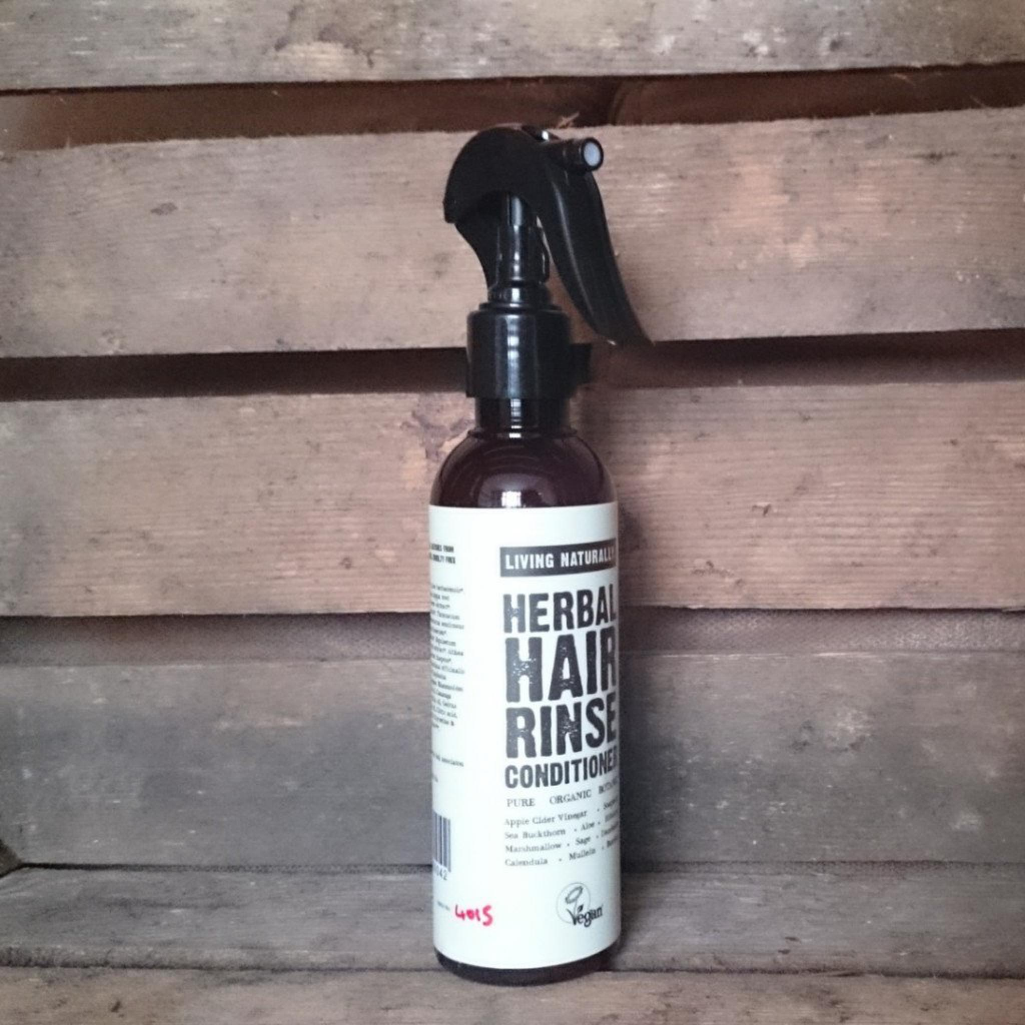 Soapnuts Organic Herbal Hair Rinse Conditioner