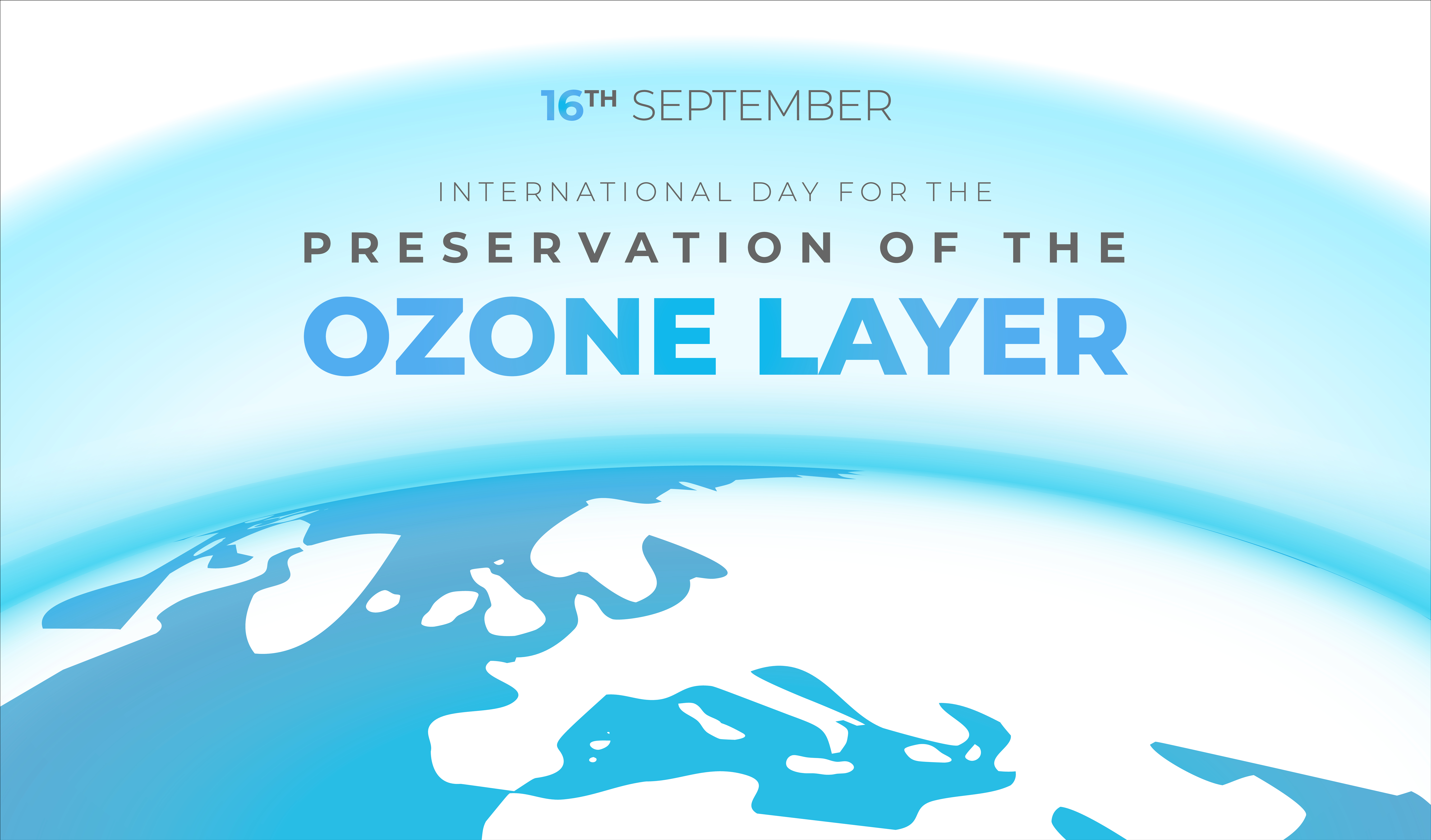 international day for the preservation of the ozone layer header image