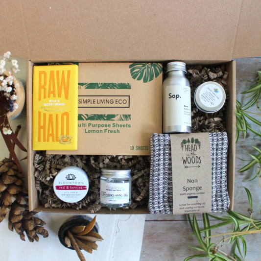 eco friendly subscription boxes from Authentic House