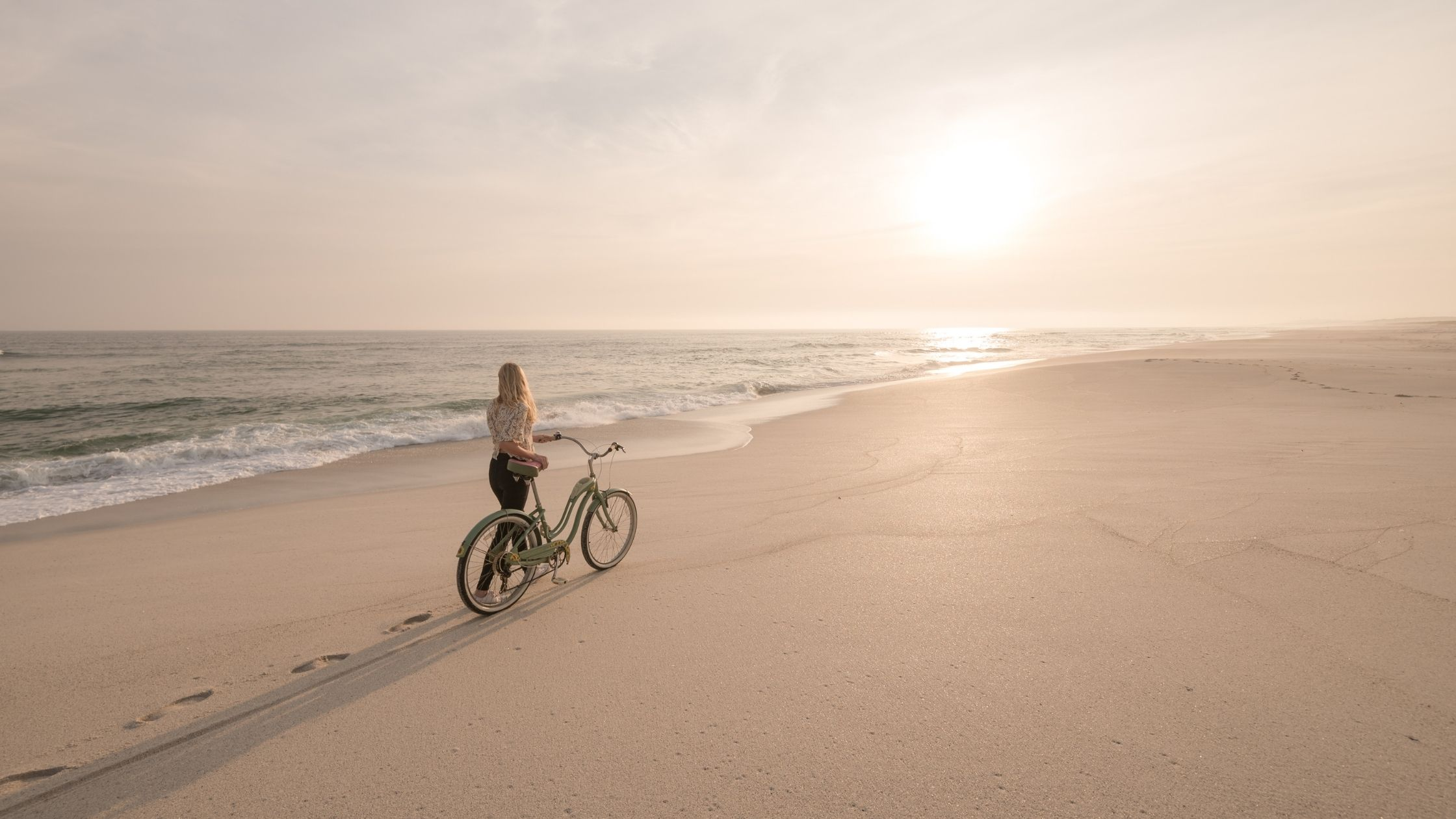 Make your Airbnb more eco friedndly by providing bikes for guests